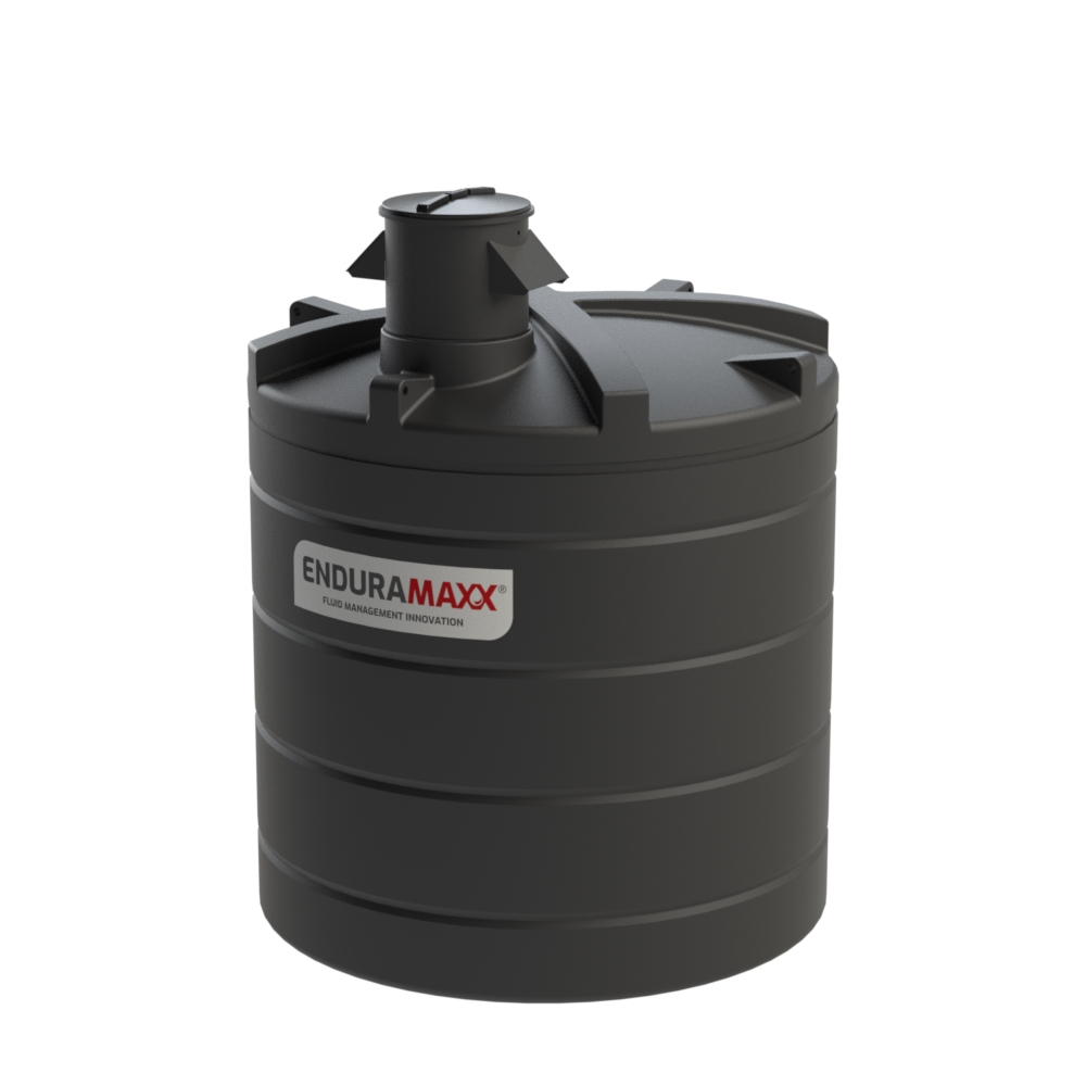12,000 Litre Vertical WRAS Approved Insulated Tank With AB Air Gap Weir