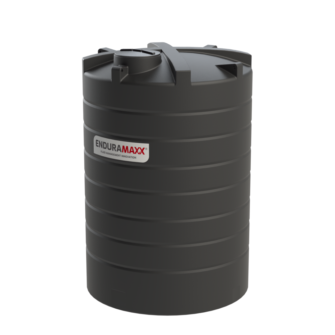 15,000 Litre Vertical WRAS Approved Insulated Tank
