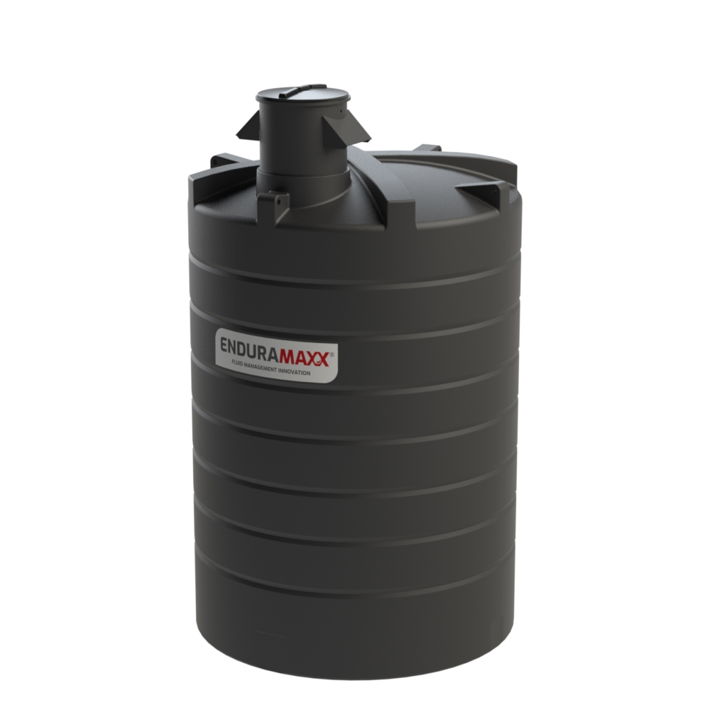 15,000 Litre Vertical WRAS Approved Insulated Tank With AB Air Gap Weir