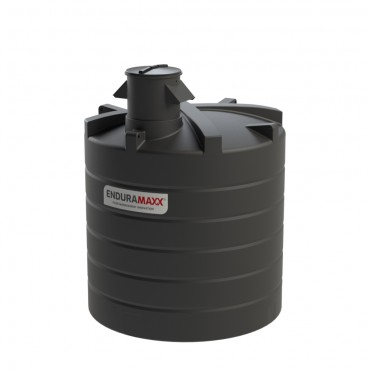 10,000 Litre Vertical WRAS Approved Tank with Turret and AB Air Gap Weir
