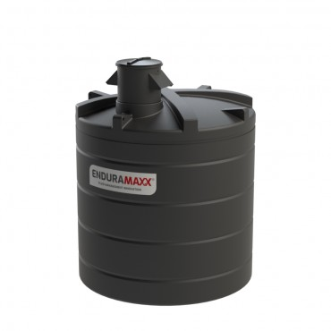 12,000 Litre Vertical WRAS Approved Tank with Turret and AB Air Gap Weir