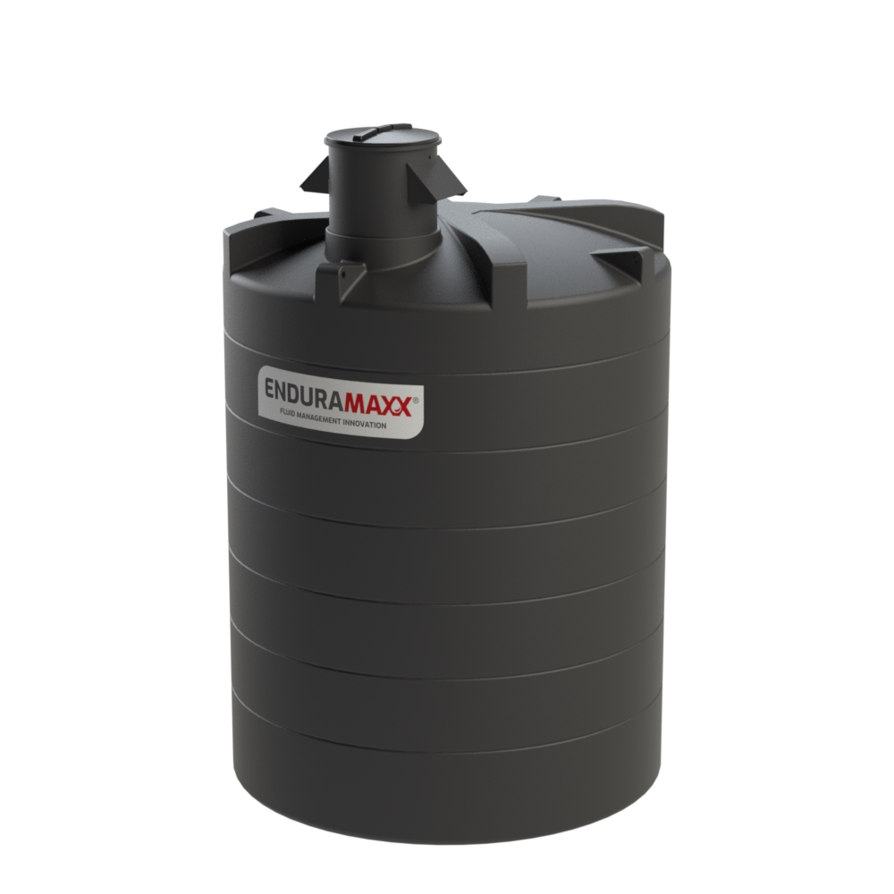 16,800 Litre Vertical WRAS Approved Tank with Turret and AB Air Gap Weir