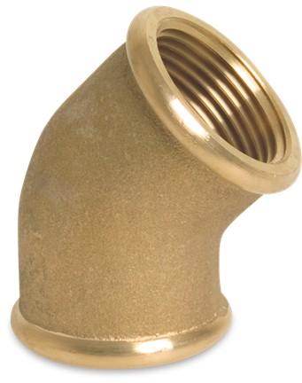 Brass 45° Elbow