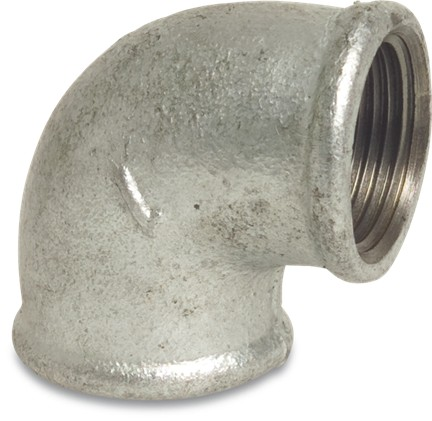 Galv Elbow 90° Female