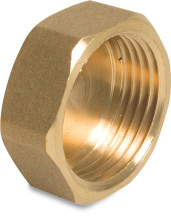 Brass End Cap