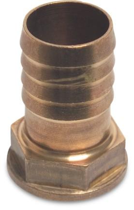 Brass Hose Tail Male