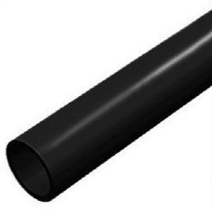 MDPE Pipe Black 6m Stick